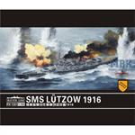SMS Luetzow 1916 w/G37 Class Großes Torpedoboot