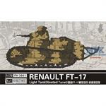 Renault FT-17 light tank (Riveted turret) 2 Stück