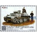 Panzer I Ausf. F (inkl. 2 Figuren)