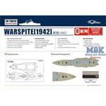 HMS Warspite 1942  Wooden deck (FH780010)