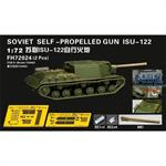 Soviet Self-Propelled Gun ISU-122