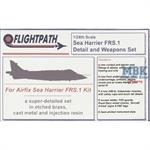 BAe Sea Harrier FRS.1 Detail set 1:24