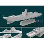 PLA Navy Type 055 Destroyer NanChang