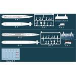 PLA Navy Type 091/ 092 Nuclear submarine