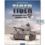 Tiger, Die Geschichte einer legendären Waffe 42-45