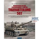 Tigerabteilung 507 und das Panzerregiment 4