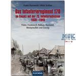 Das Infanterieregiment 170 73. Inf. Div.1939-45