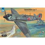 Lavochkin La-7 3 cannon version