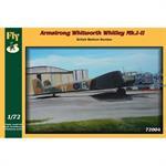 Armstrong Whitworth Whitley Mk.I-II