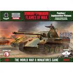 Flames Of War: Panther/Jagdpanther Platoon
