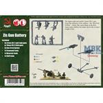Flames Of War: ZiS Gun Battery