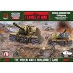Flames Of War: Heavy Assault Gun Company
