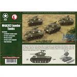 Flames Of War: M4A3E2 Jumbo Tanks