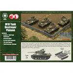 Flames Of War: M10 Tank Destroyer Platoon