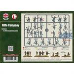 Flames Of War: British Rifle Company
