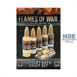 Desert Rats Paint Set