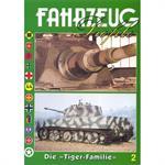 Fahrzeug Profile 02 - Tiger-Panzer Varianten