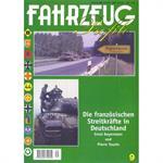 Fahrzeug Profile 09 - Frz.Streitkräfte in Dtschld.