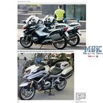 Fahrzeug Profile 104 - Motorräder im Dienste d. BW