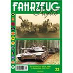 Fahrzeug Profile 23 - Panzertruppe der US ARMY