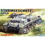 Sturmgeschütz III Ausf. D  SWA10   1/76