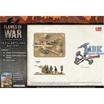 Flames Of War: 10.5cm Artillery Battery