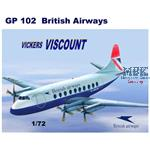 Vickers Viscount 700  British Airways
