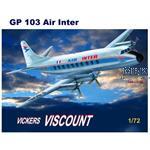 Vickers Viscount 700 Air Inter