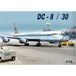 "Douglas DC-8-30 ""Scandinavian"""