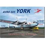 Avro 685 York - Skyways of London