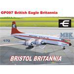 Bristol Britannia British Eagle
