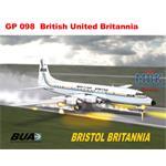 Bristol Britannia BUA/British United