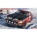 Datsun Fairlady 240Z, 1972 Monte Carlo Rally