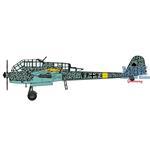 Focke-Wulf FW 189A- 1/2 Aufklärungsgruppe