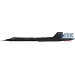 SR-71A Blackbird Big Tail