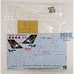 Mitsubishi F2B, 21 SQ 40th Anniv -Limitiert-  1/48
