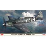 Focke-Wulf FW 190 A8/R8,Bodenplatte