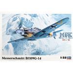 Messerschmitt Bf109G-14    1/32      ST18