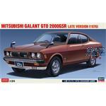 Mitsubishi Galant GTO 2000GSR Späte Version