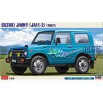 Suzuki Jimmy Ski Version - Limited Edition