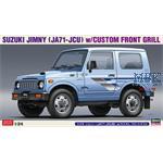 Suzuki Jimmy mit Front-Grill