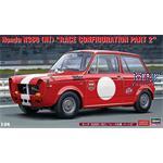 Honda N360, Race configuration part 2