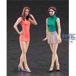 Fashion Model Girls Figures FC04  1/24