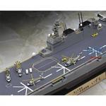 JMSDF DDH Uzumo Full Hull  1/700  (CH121)