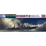 IJN Hayanami   -Waterline-   1/700