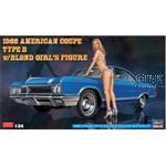 1966 American Coupe Type B w/ Blond Girl SP413