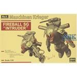 Maschinenkrieger: Fireball SG Intruder, 2x