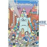 MechatroWeGo Nr. 1 CW12 Light Green
