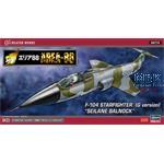 Area 88 F104 Starfighter G Seilane Balnock 1/72