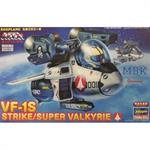 "VF-1S Strike/Super Valkyrie ""Roy Focker"" Eggplane"